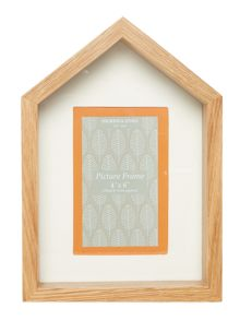 Dickins & Jones House Frame 4x6