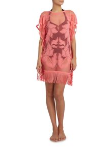 Lipsy Tassel cover up