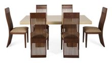 Grenoble 1.8m Dining Table and 6 Chairs