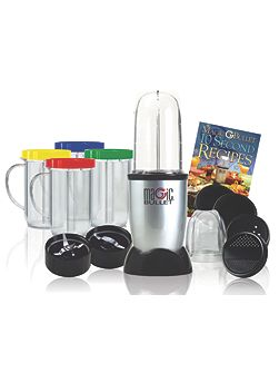 Nutribullet nutrition extractor black house of fraser for Magic bullet motor size