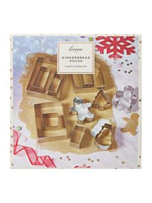 Linea Gingerbread House kit
