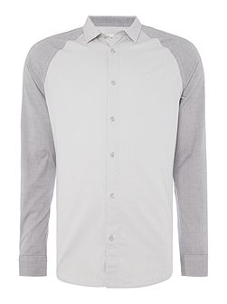 Aiden Raglan Long Sleeve Shirt