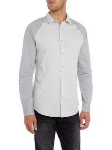 Only & Sons Aiden Raglan Long Sleeve Shirt