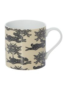 Linea Fable Folk Rabbit Mug