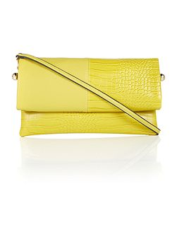 Orla clutch handbag