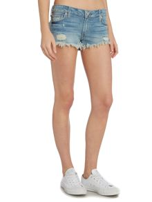 True Religion Cut-off joey shorts