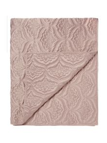 Biba Embroidered fan bedspread