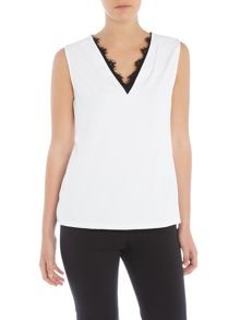 Episode Sleeveless v neck