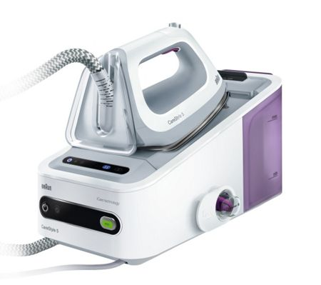Braun Care Style 5 Easy Lock IS5043WH Steam Generator