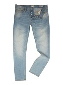 Only & Sons Loom Light Blue Denim jeans
