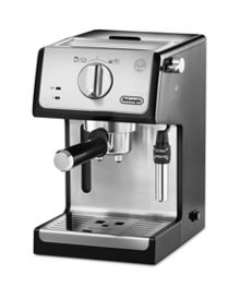 Delonghi ECP35.31 Pump Espresso Coffee Machine, Silver