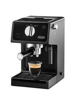 ECP31.21 Pump Espresso Coffee Machine, Black