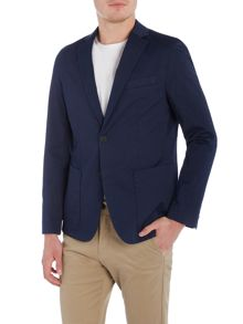 Hugo Boss Narvik slim fit cotton blazer