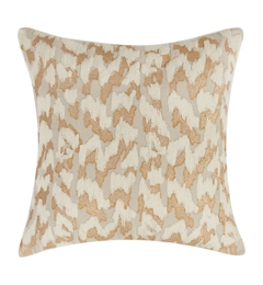 Casa Couture Palermo Cushion, Gold