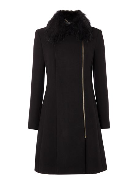 Therapy ELSA A-LINE SWING COAT