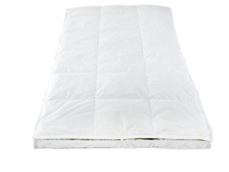 Quilts of Denmark Luxury goose down mattress topper
