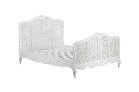 Shabby Chic Primrose II 135cm double bedstead