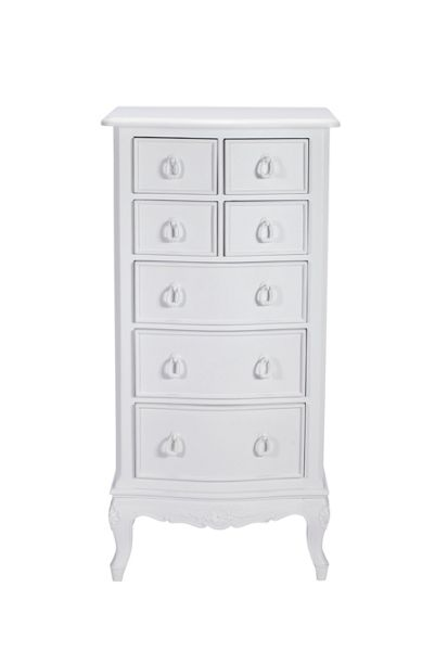 Shabby Chic Primrose II 3+4 drawer chest