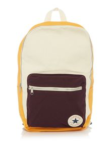 Converse Core plus stripe backpack