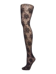 Charnos Lace floral tight