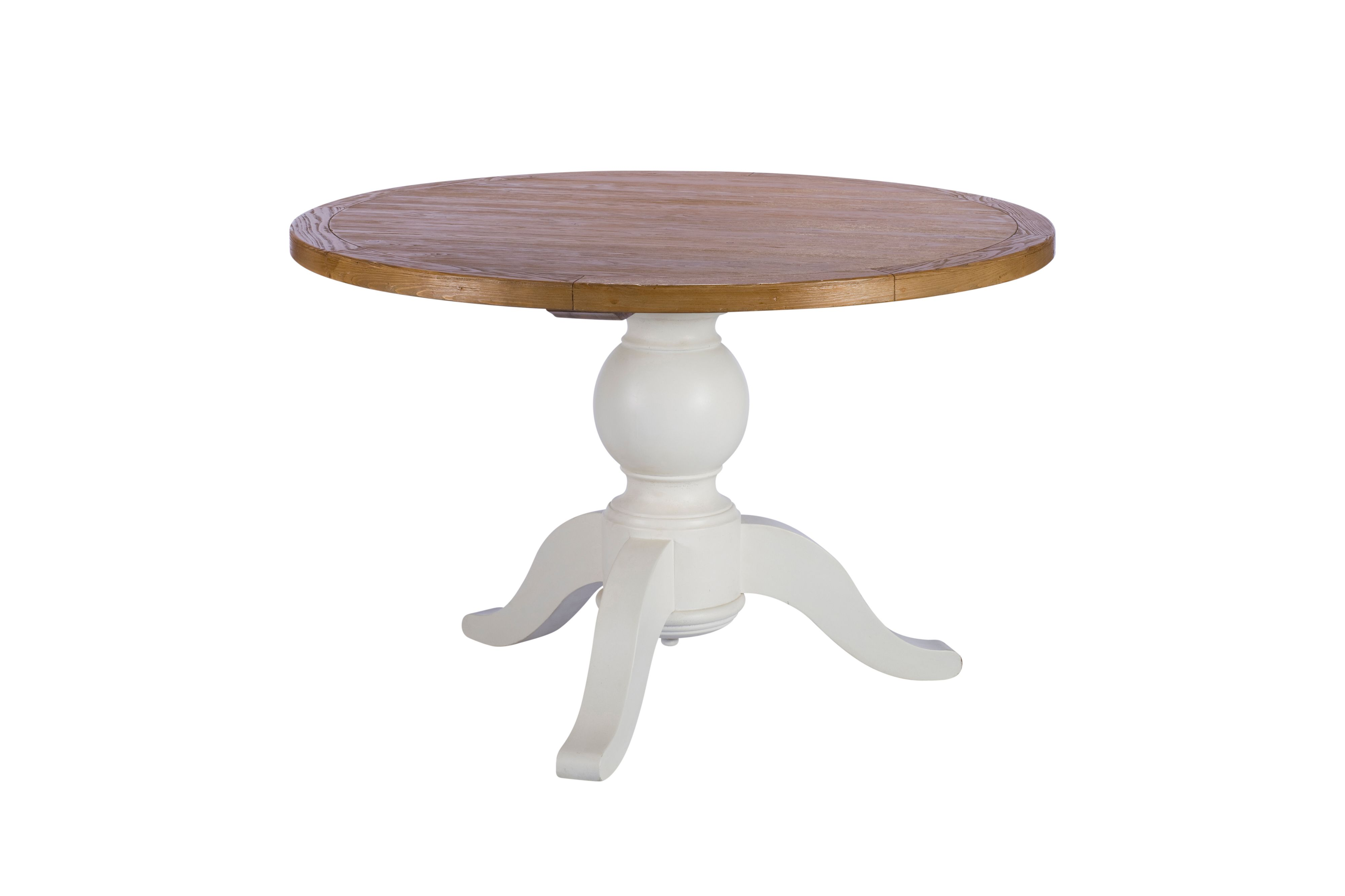 Shabby Chic Shabby Chic Willow II round dining table, White