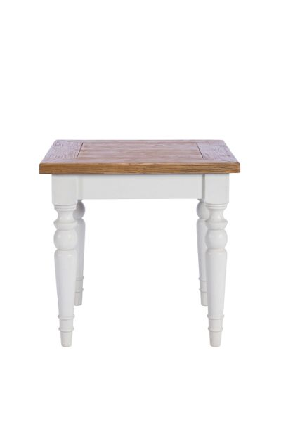 Shabby Chic Willow II lamp table