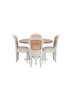 Willow II dining chair pair