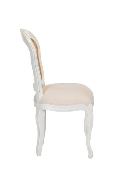 Shabby Chic Willow II dining chair pair