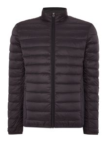 Schott NYC Lightweight down padded zip through jacket