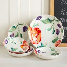 Linea Painterly pasta bowl set