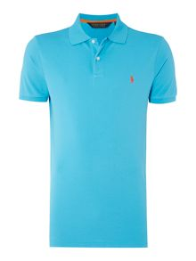 Polo Ralph Lauren Golf Slim Fit Solid Polo