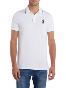 Polo Ralph Lauren Golf Slim Fit Solid Mid Polo Player