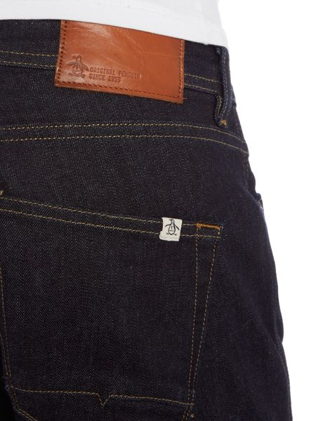 Original Penguin Regular Fit Five Pocket Jeans