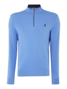 Polo Ralph Lauren Golf Half zip pima jumper