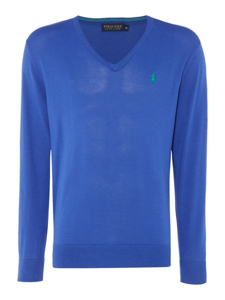 Polo Ralph Lauren Golf V Neck Jumper
