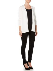 Episode Knitted cardigan with pleated back