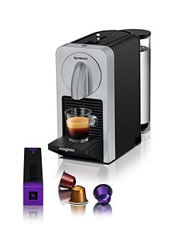 Prodigio Nespresso Coffee Machine , Silver