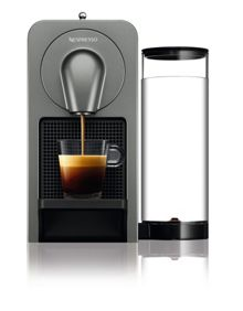Krups Prodigio Nespresso Coffee Machine, Titan