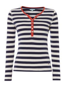 Dickins & Jones Hannah Henley Top