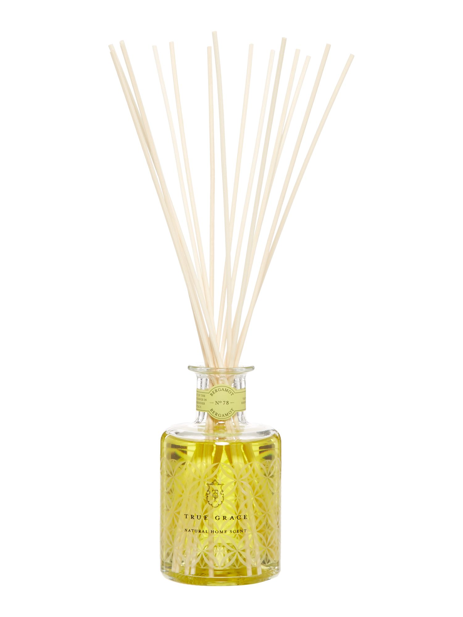 True Grace Village Bergamot Reed Diffuser