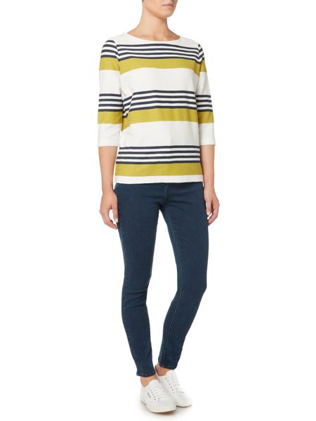 Dickins & Jones Betty Breton Stripe Top
