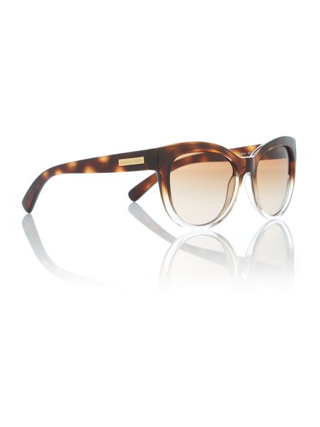 Michael Kors Havana cat eye MK6035 sunglasses