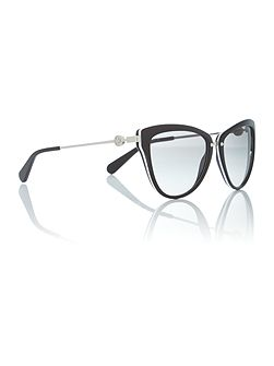 Black cat eye MK6039 sunglasses