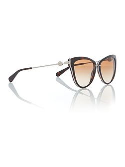 Havana cat eye MK6039 sunglasses