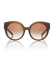 Michael Kors Brown round MK2019 sunglasses