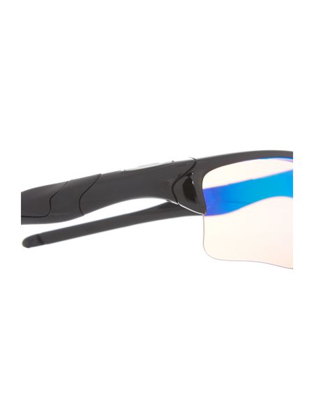 Oakley Black irregular OO9154 sunglasses