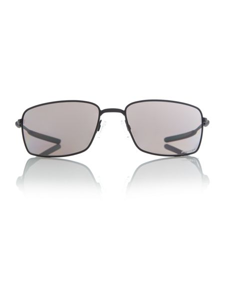 Oakley Black rectangle OO4075 sunglasses