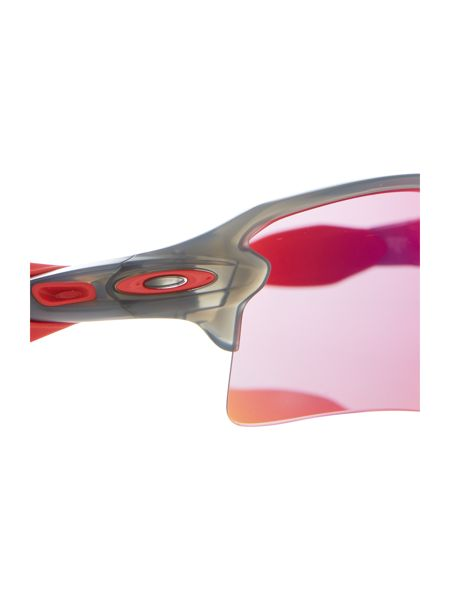 Oakley Grey rectangle OO9188 sunglasses