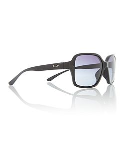 Black square OO9312 sunglasses