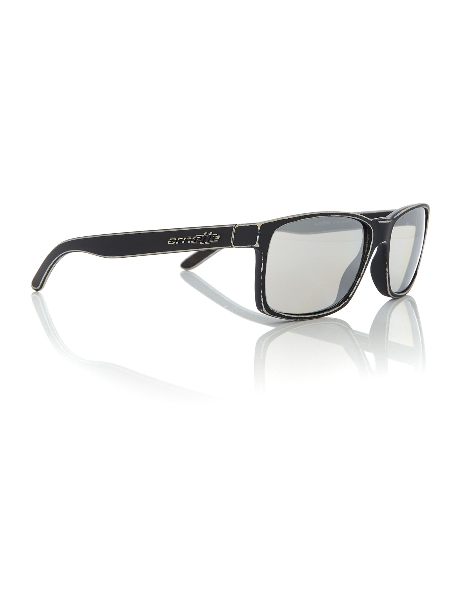 Arnette Black rectangle AN4185 sunglasses